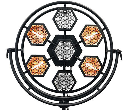 Portman P1 Hire Lights
